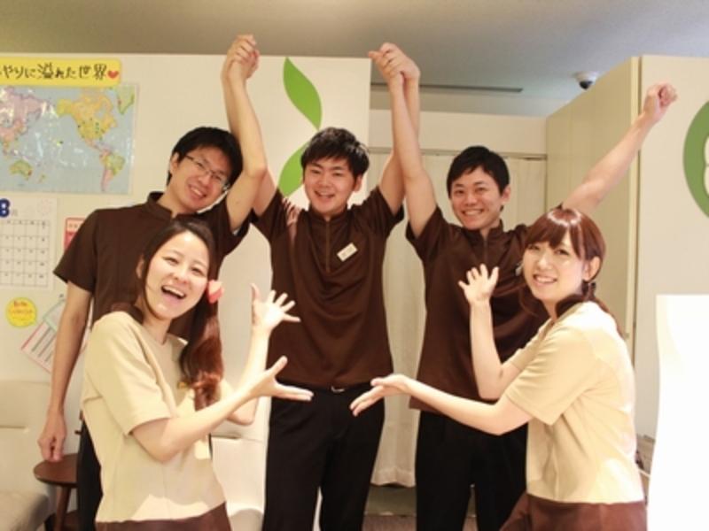 《日払いOK!※規定あり》京王線「柴崎駅」よりすぐ!週3~もOK!セラピストデビューはリラク(Re.Ra.Ku)調布店から♪