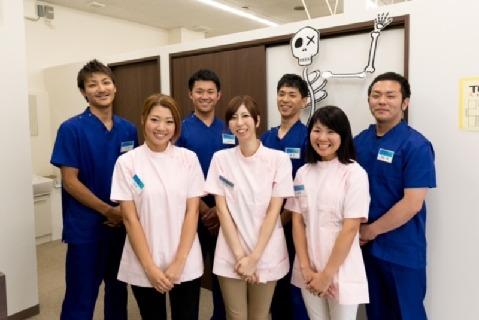 \12/14オープン予定/構造医学・矯正・運動療法・鍼を用い治療を行います。治療院の他にも興味があれば介護分野・リラクゼーション分野も経験可能。