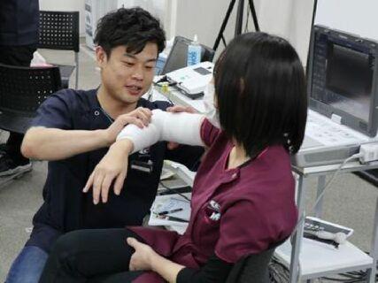 将来幅広い選択肢を持てる治療家へ!独立開業・トレーナー・美容・外傷等様々なキャリア選択が魅力◎