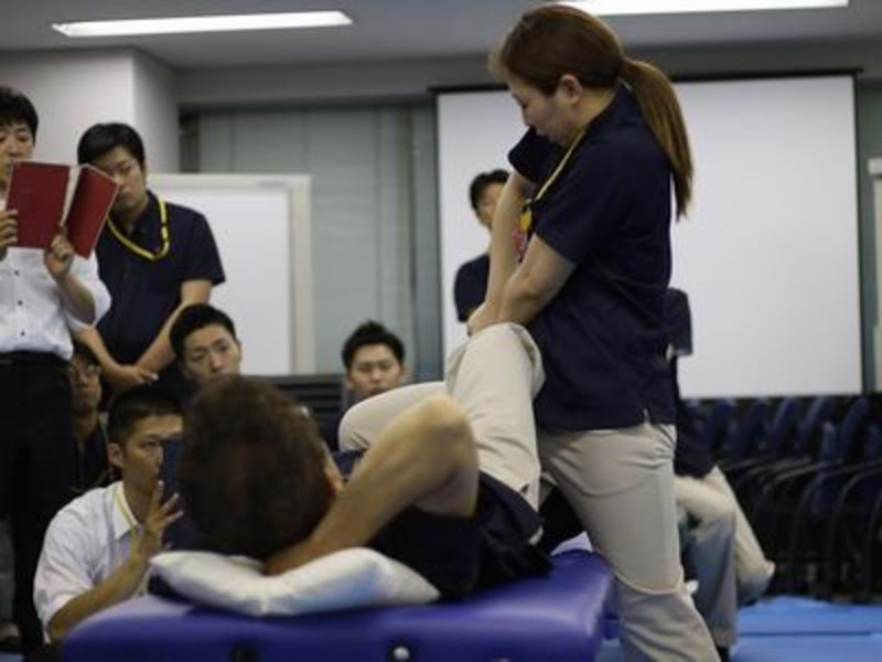 入社時、研修専用のトレーニングセンターで充実の研修をご用意♪《東証マザーズ上場・完全週休2日・賞与年2回》