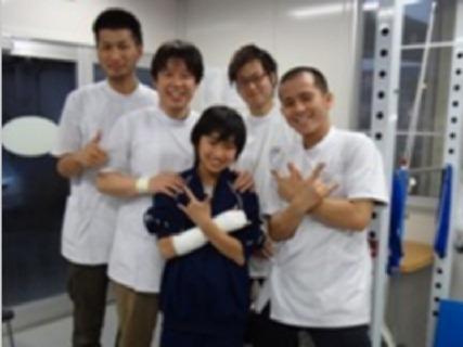 社保完備◎グループ内に整形外科や接骨、デイサービスがあり、連携が密です!