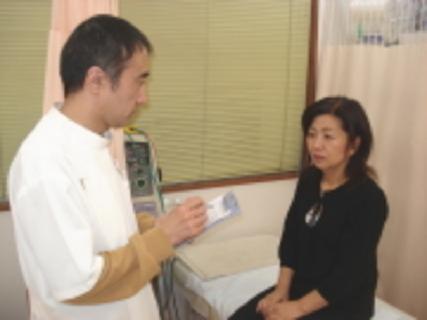 AKA,鍼灸,矯正,テーピングなど多くの手技を学ぶことが可能です!