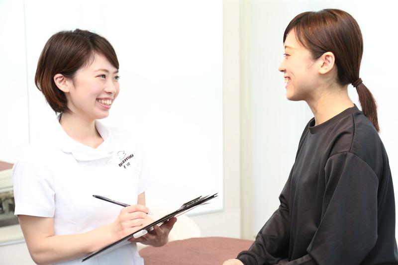 日本初の整体、エステ、接骨、内科、歯科が一箇所で受けられる店舗☆プライベートと仕事が両立できる自慢の職場です♪