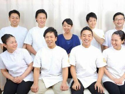 福岡1番の治療院を目標にしています!経験者大歓迎!l4カ月1回の評価制度あり☆