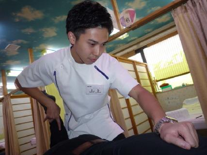 《竹中式メソッド》でプロの治療家を目指そう!経験の浅い方でも大丈夫◎先輩がマンツーマンで研修します♪
