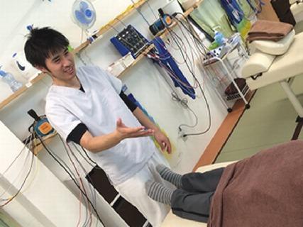 ☆大急募☆コンディショニングジム併設の整骨院・鍼灸院。スポーツ外傷等に多く携わることができます!