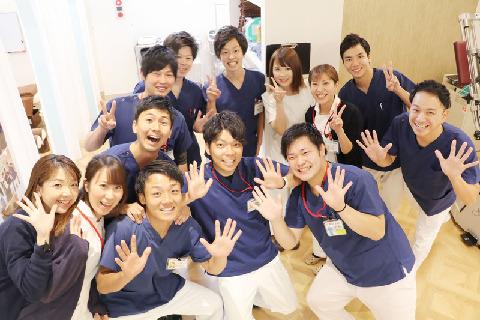 【2019年OPEN】社保完備・年間休日109日!福利厚生・研修制度が充実◎
