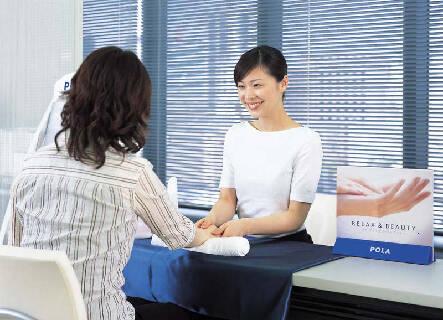 女性だって自分の店をもち、スタッフを集めて経営することだって夢じゃないんです。POLAにはそのためのプログラムがあります!