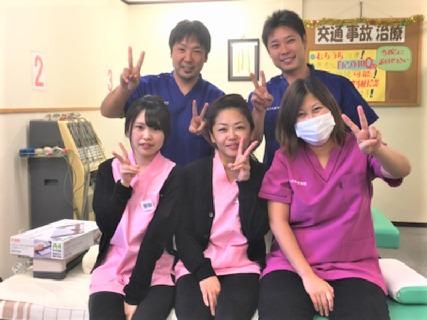 【土日休み・社保完備・有給休暇あり♪】福利厚生も充実です☆地域密着でアットホームな治療院!