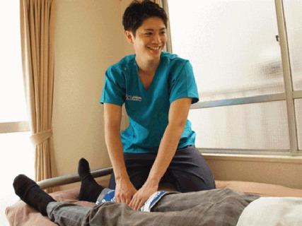 業界最大手の訪問医療マッサージ『KEiROW』で働きませんか?