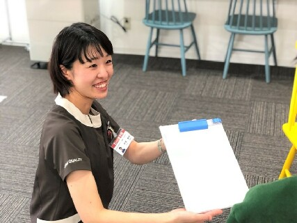 わたしたちの企業理念は「幸福の追求と社会貢献」!働くスタッフ、そして患者の皆様が幸せになる事です☆