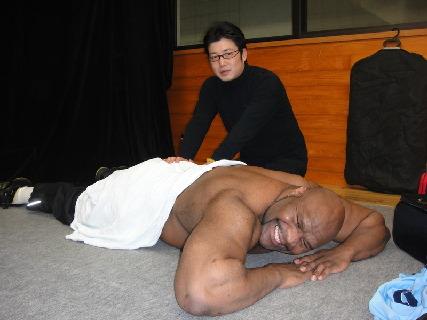 毎月外傷が多数来院!外傷を治せる力を育てます!総院長はオリンピックなどでトレーナーとして活躍中!