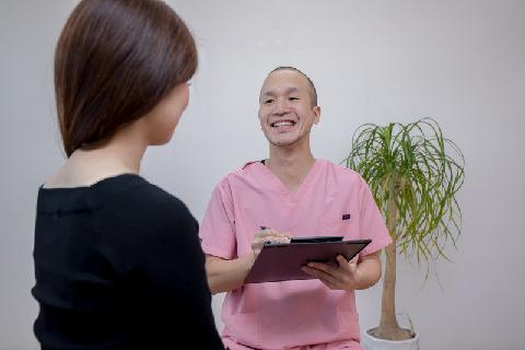 患者さんのために全力を尽くす。そんな当院の戦力になってくれませんか?