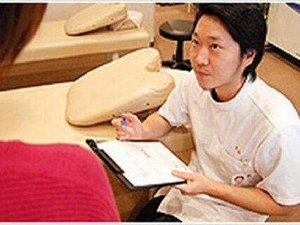 【☆★国家資格学生限定求人★☆】研修制度や独立支援あり♪患者様の元気と笑顔を応援しませんか?
