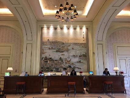 中国天津市5つ星ホテルサロン(お客様は富裕層。寮完備)