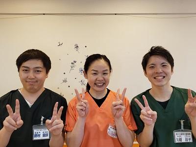 患者様からの信頼・笑顔・感謝の想いがそのまま私たちの活力となるやりがいと充実ある仕事です