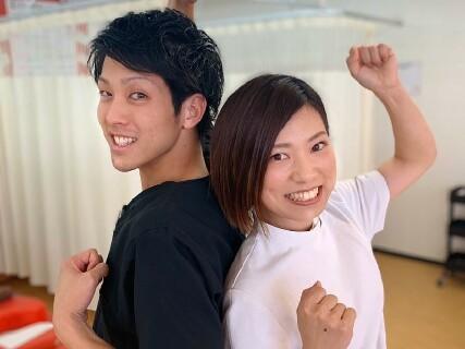 ◆柔整師・アルバイト募集◆週3日・1日4時間~OK!20代~30代のスタッフが多く活躍しています!