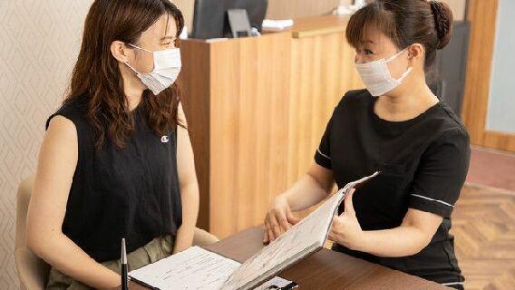 *綱島駅5分のトータルエステサロン*自社開発の商品・美容機器でお客様目線のサービスを♪経験者大歓迎!人柄重視の採用です!