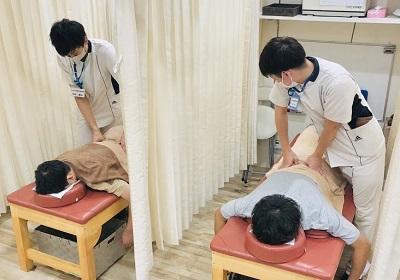 鍼灸割合4~7割!□技術力・給料・職場の雰囲気□バランスよく叶えたい方必見!