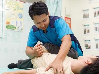 【研修制度充実・キャリア制度あり】治療家として一生モノの技術を習得しましょう!