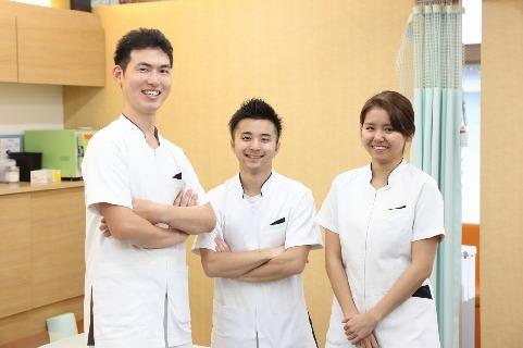 【院内勤務】\\鍼灸割合 8割!// 臨床経験が積める現場です! 週休2.5日など福利厚生もトップレベル!
