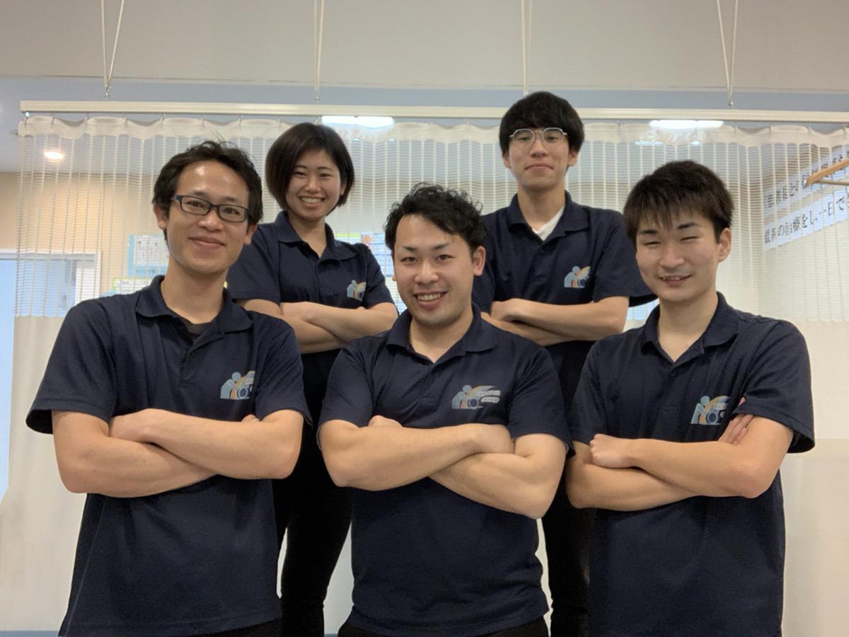 【未経験OK!年齢不問】柔道整復師募集♪職場見学歓迎です!勤続年数10年以上のスタッフもいます!